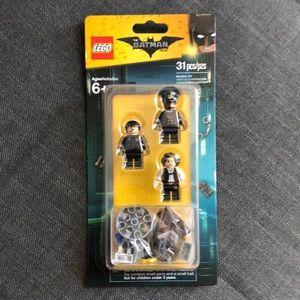 LEGO Batman 3 Mini Figures
